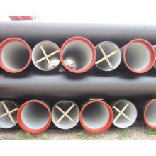 Tuyau en fonte ductile de coulée centrifuge