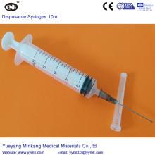 Sterile Einwegspritze mit Nadel 10cc (ENK-DS-048)