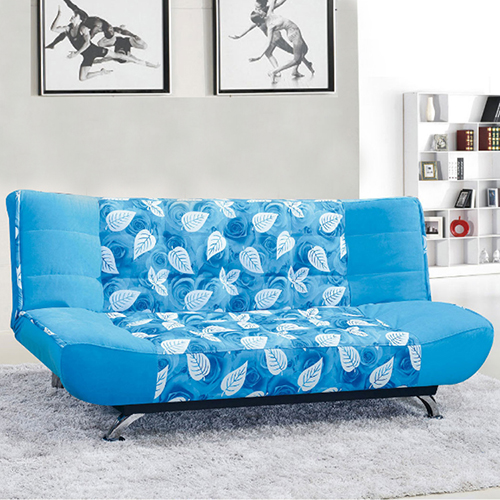 Fabric Double Sofa Bed
