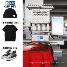 Commercial use hat embroidery machine