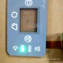 waterproof pushbutton  Waterproof Sealed Membrane Switches
