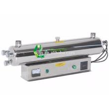 Selbstreinigender Filter UV-Sterilisator für Indoor-Fisch-Farm-Wasser-Behandlung