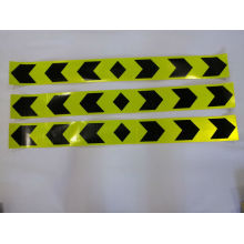 Reflective sticker for traffic safety