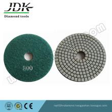 "5"" 800 Grit Diamond Flexible Polishing Pads Polishing Tools"