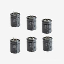 330UF * 400V Topmay condensador electrolítico de aluminio 105c