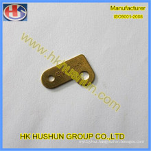 High Precision Custom Stamping with Brass (HS-SM-0012)