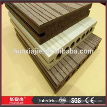 Décolletage en plastique composite WPC bon marché pour le pont de chevalerie en bois
