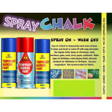 Water Removable Temporary Marking Paint / Spray Chalk / Water Washable Spray Paint 200ml / 400ml