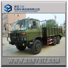 General Wagon Stake LKW 6X6 Dongfeng Fracht Truck