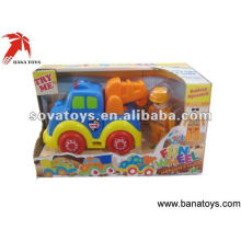 Fire engines toy with light and music