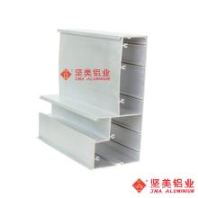 OEM Aluminium-Strangpress-Fassadenprofil