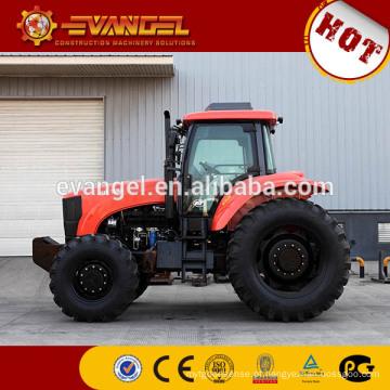 Trator de exploração agrícola compacto barato de KAT 1204 120HP venda