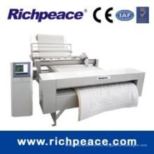 Richpeace máquina de acolchado de colchón automático con cabezales de costura opcional