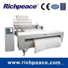 Máquina de acolchoar automática de colchão Richpeace com cabeças de costura opcionais