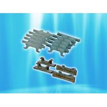 Moulage de barres de grille résistant à la chaleur pour les pièces de four