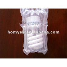 LED lamp plastic air bag packaging/air cushion packaging/protective packaging materials