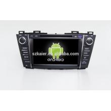 HEISS! Auto DVD mit Spiegellink / DVR / TPMS / OBD2 für 8 Zoll vollen Touch Screen 4.4 Android System MAZDA5