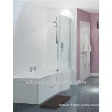 Caminhada nova projetada em Bath P em forma de banheira de acrílico