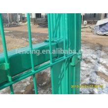 Профессиональный производитель экспортных художественных двойной проволоки забор