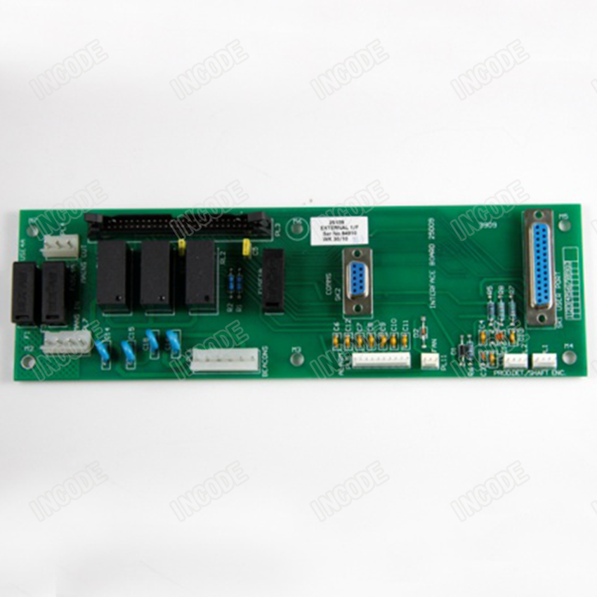 PCB ASSY EXTERNAL INTERFACE FOR DOMINO