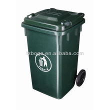 plastic outdoor dustbin injection mould