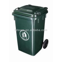 пластичная напольная прессформа мусорной корзины впрыски
