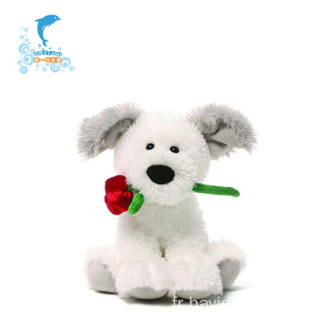 Top Sale Cute Soft Fashion peluche chien en peluche