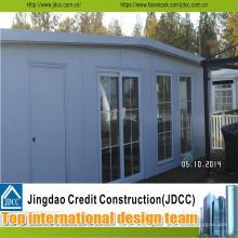 Maisons résidentielles modulaires préfabriquées faciles à installer
