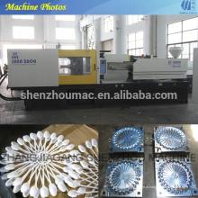 480ton Máquina de Injeção para venda / máquina de injeção Totalmente automático Imported mundo famoso componente hidráulico CE TUV 15 anos ex