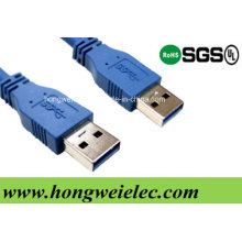 Type-a Male to Type- a Male Extension Wire USB 3.0 Cable