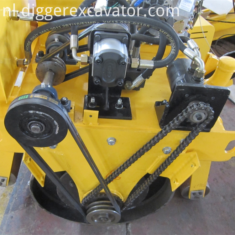 Weight Of Road Roller