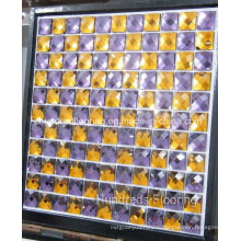 Diamond Glass Mirror Mosaic Tile (HD062)