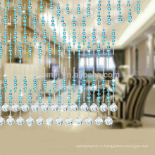 Оптовая природных прозрачный кварцевый Кристалл бусины Кристалл декоративные бусины шторы