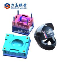 China fornecedor de alta qualidade de fornecimento de capacete de bicicleta molde de prova de bala molde do capacete