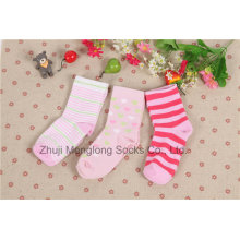 Lovely Good Quality Baby Girl Cotton Socks Made From Fine Cotton Passed Test Report From Its