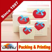 Papier Geschenkbox / Papier Verpackung Box (110244)