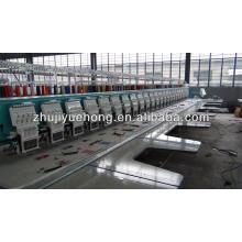 Zhuji máquina de bordar de alta velocidade YUEHONG marca