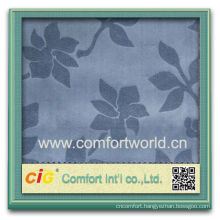 Fashion new design pretty elegant polyester chenille jacquard sofa fabric