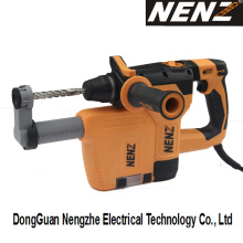 Nz30-01 Anti-Vibration System Rotary Hammer with Dust Collection