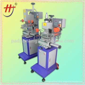 Machine à estamper à plat / cylindrique à chaud, estampage à chaud, machine automatique d'estampage à chaud
