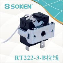 Soken Interrupteur rotatif à chaîne à 12 positions