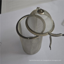 Bola de té buena y barata del infuser del té de la malla del acero inoxidable
