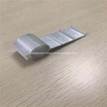 6061 Aluminum auto spare part for heat exchange