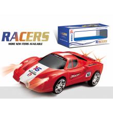 Brinquedos de brinquedo elétrico Car Kids Gift Toy Car Racing Car (H6614009)