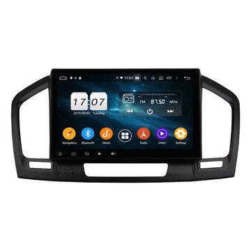 Insigina 2009-2012 car dvd player touch screen