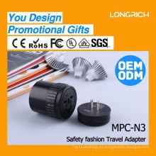 Necesario ir a bordo de mini cargador del usb coche, regalo de la promoción El cargador solar