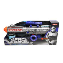 NEW DESIGN SPACE GUN WITH LIGHT,MUSIC & ROTATION,(WITH LIGHT,MUSIC,BATTERIES NOT INCLUDED,3*AA) SPACE GUN TOY