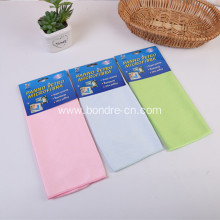 Super Water Absorbent Cleaning Towel Scale Weaving