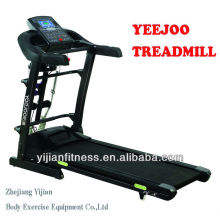 Electric treadmill 8098 with TFT SCREEN can play HD movie,music