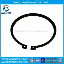 DIN471 DIN472 anillos de retención externos de alta resistencia, anillos de retención para agujeros